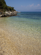 Beach - Corfu - Greece